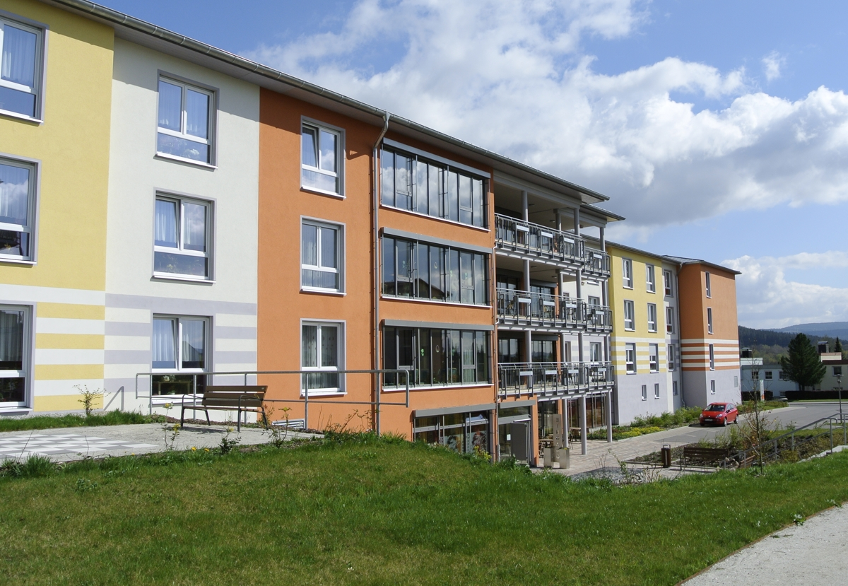 Senioren-Servicehaus Waldershof